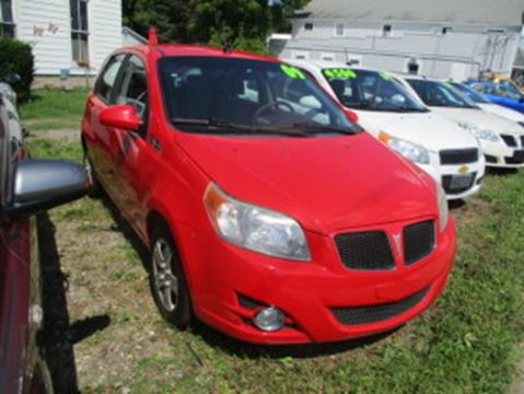 2009 Pontiac G3 for sale in Bergen, NY