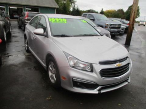 2016 Chevrolet Cruze Limited for sale in Bergen, NY