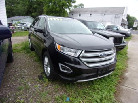 Ford Edge For Sale In Bergen Ny