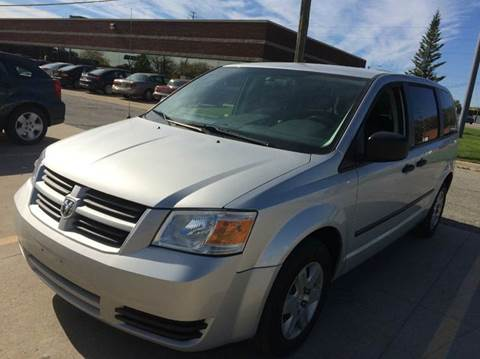 2008 Dodge Grand Caravan for sale in Roseville, MI
