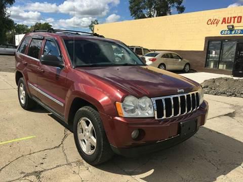 Jeep Grand Cherokee For Sale Roseville Mi