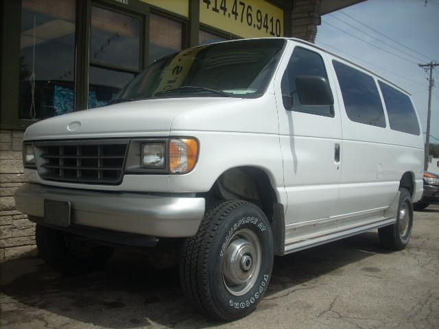 1996 Ford Econoline