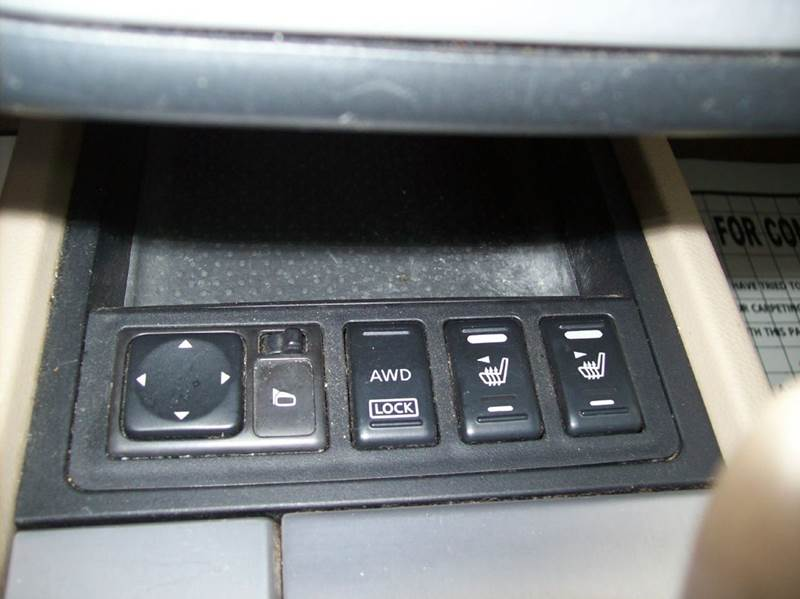 2005 Nissan Murano AWD SL 4dr SUV - Arcola IL