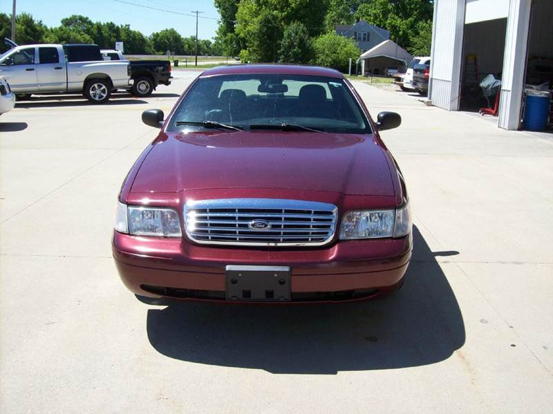 2008 Ford Crown Victoria LX 4dr Sedan - Arcola IL