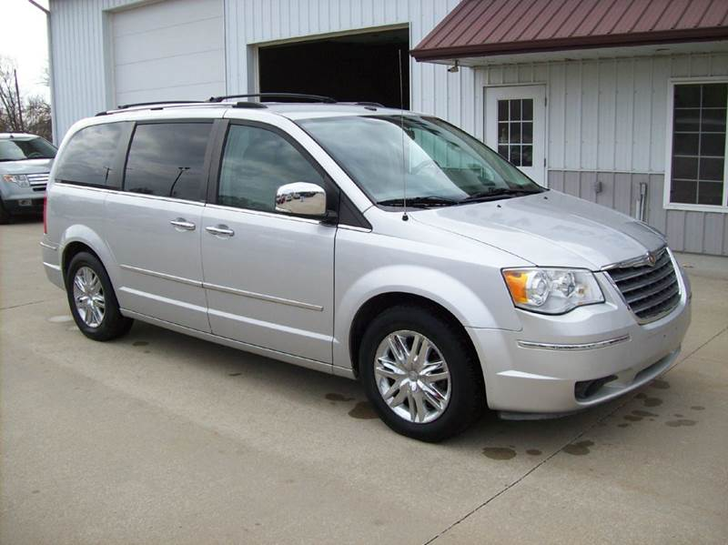 2008 Chrysler Town and Country Limited 4dr Mini-Van - Arcola IL