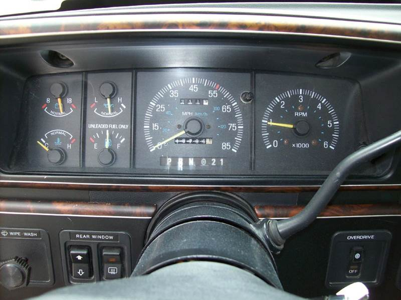 1991 Ford Bronco 2dr XLT 4WD SUV - Arcola IL