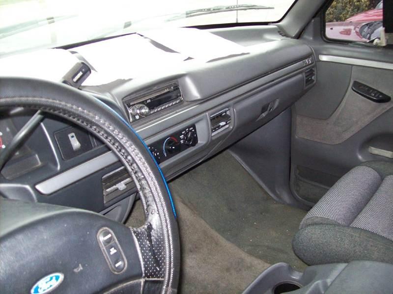 1993 Ford F-150 SVT Lightning Base 2dr STD Standard Cab SB - Arcola IL