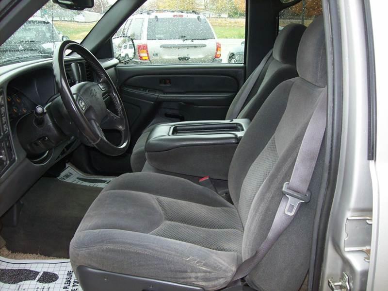 2006 Chevrolet Silverado 1500 LT1 4dr Crew Cab 4WD 5.8 ft. SB - Arcola IL