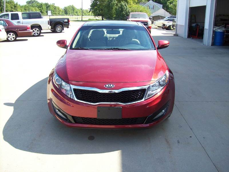 2013 Kia Optima EX 4dr Sedan - Arcola IL