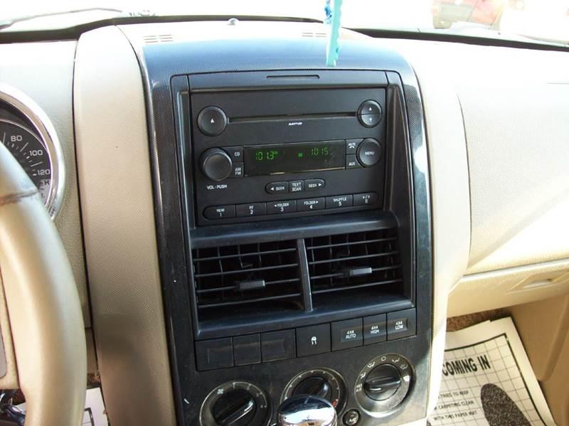 2007 Ford Explorer XLT 4dr SUV 4WD V6 - Arcola IL
