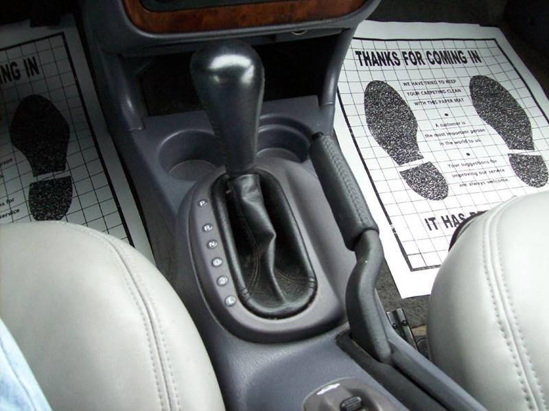 1997 Chrysler Sebring JXi 2dr Convertible - Arcola IL