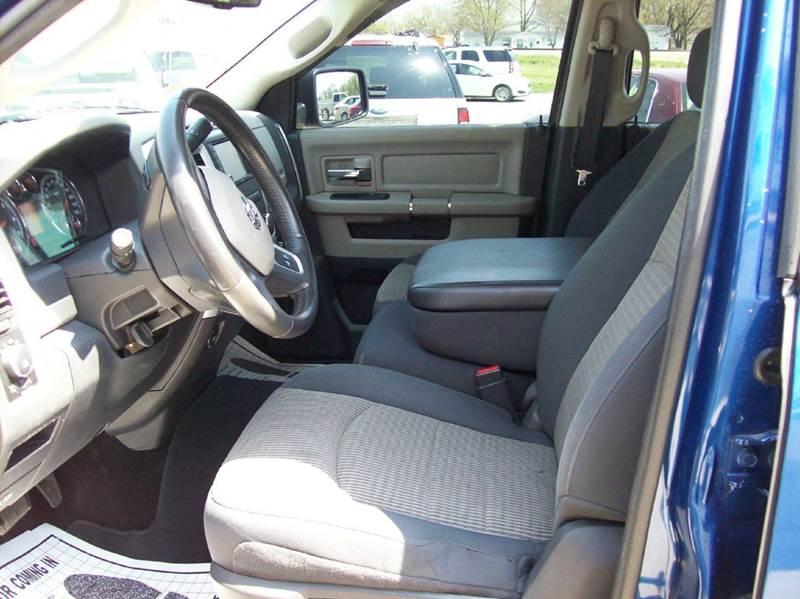2009 Dodge Ram Pickup 1500 4x4 SLT 4dr Crew Cab 5.5 ft. SB - Arcola IL