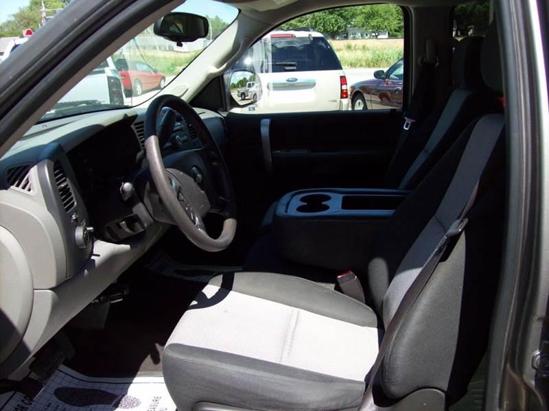 2008 Chevrolet Silverado 1500 2WD LS 4dr Crew Cab 5.8 ft. SB - Arcola IL