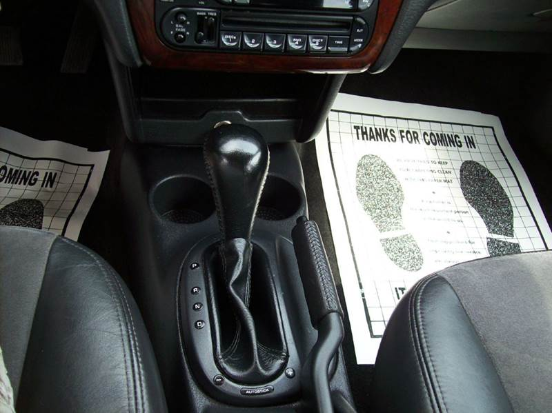 2003 Chrysler Sebring LXi 4dr Sedan - Arcola IL