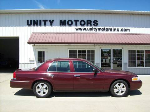 Unity motors inc used cars arcola il dealer for Crown motors ford redding