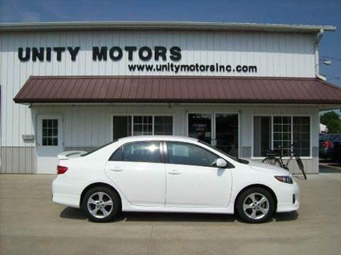 2012 Toyota Corolla For Sale In Illinois Carsforsale Com