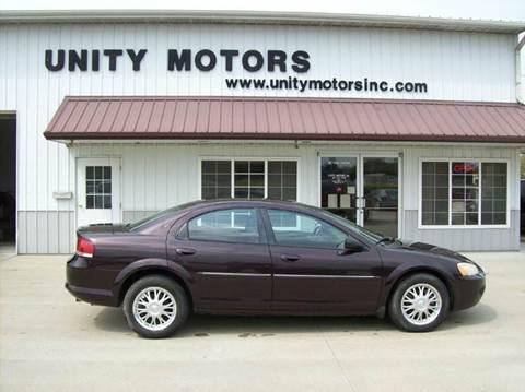 2003 Chrysler Sebring for sale in Arcola, IL