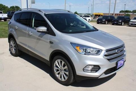 2017 Ford Escape for sale in Sheldon, IA