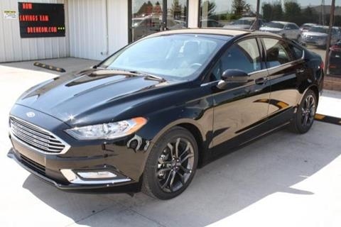 2018 Ford Fusion for sale in Sheldon, IA