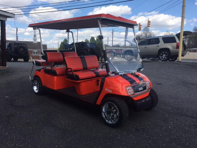 2000 Yamaha Golf Cart Limo - Newton NC
