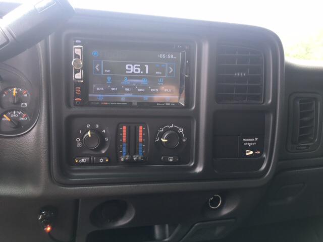 2007 Chevrolet Silverado 2500HD Classic LT1 4dr Extended Cab 4WD SB - Newton NC