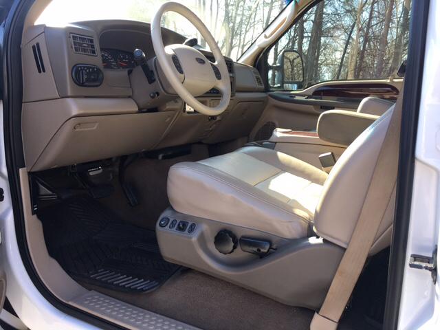 2004 Ford Excursion Eddie Bauer 4WD 4dr SUV - Newton NC