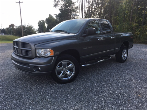 2005 Dodge Ram Pickup 1500 for sale in Newton, NC