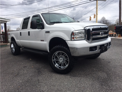 2006 Ford F-250 Super Duty for sale in Newton, NC