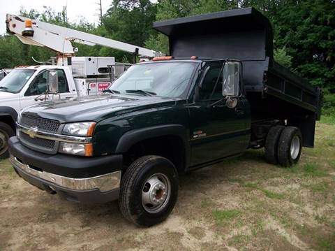 2004 Chevrolet Silverado 3500 for sale in Brentwood, NH