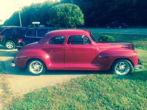 1948 Plymouth Deluxe for sale in Brentwood, NH