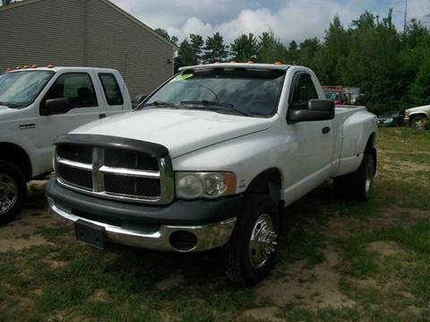 2005 Dodge Ram Pickup 3500 for sale in Brentwood, NH
