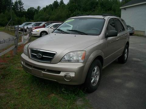 2006 Kia Sorento for sale in Brentwood, NH