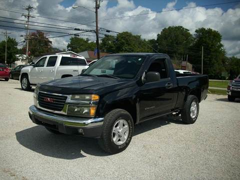 2005 GMC Canyon for sale in Clay City, KY
