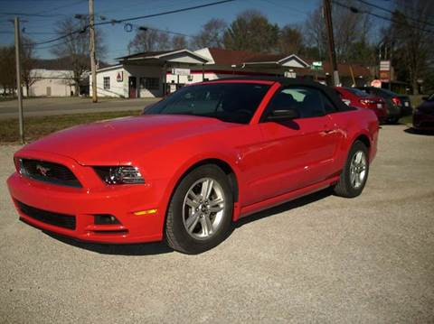 2014 Ford Mustang for sale in Clay City, KY