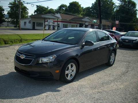 2014 Chevrolet Cruze for sale in Clay City, KY