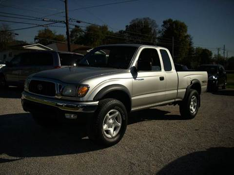 2003 Toyota Tacoma for sale in Clay City, KY