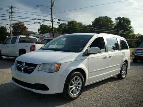 2014 Dodge Grand Caravan for sale in Clay City, KY