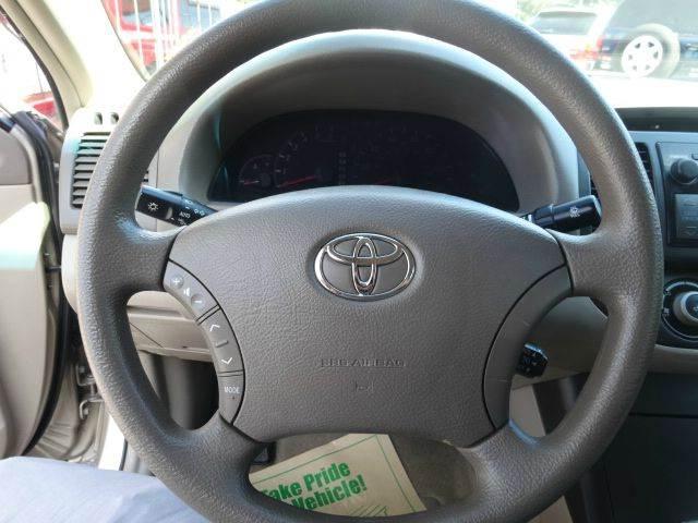 2006 Toyota Camry LE 4dr Sedan w/Automatic - Largo FL