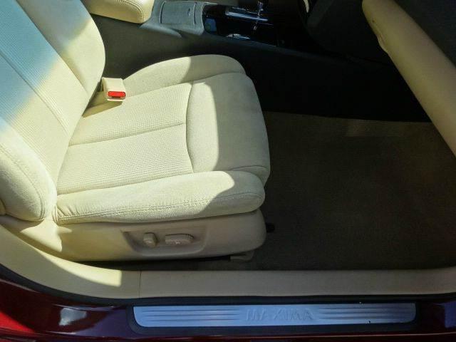 2010 Nissan Maxima 3.5 S 4dr Sedan - Largo FL