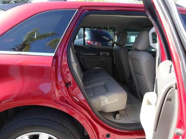 2007 Lincoln MKX 4dr SUV - Largo FL