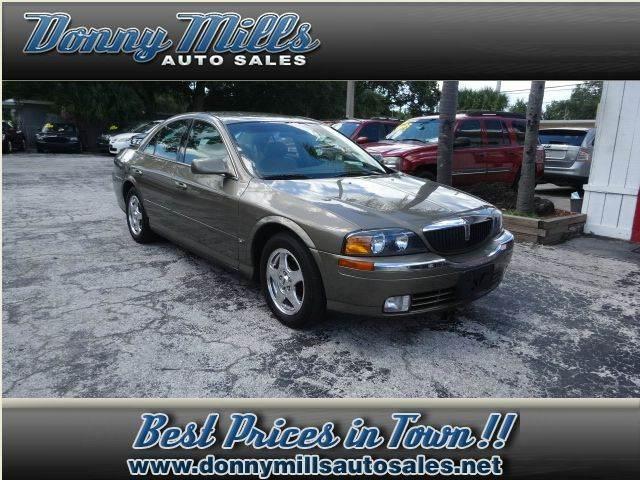 2001 Lincoln LS 4dr Sedan V6 - Largo FL