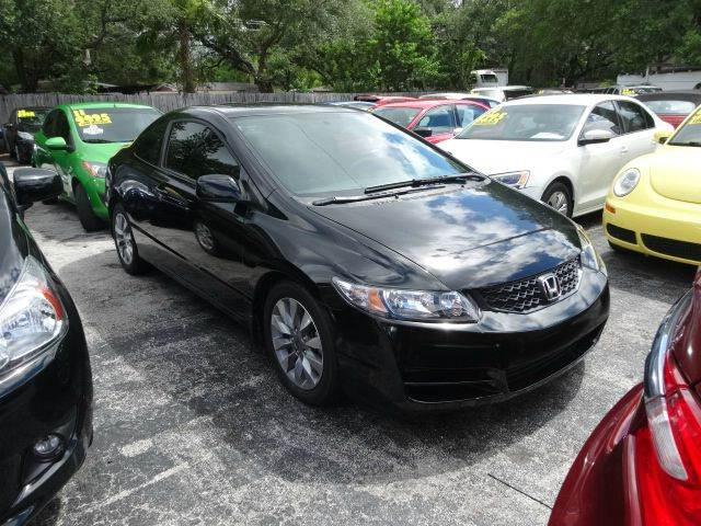 2009 Honda Civic EX 2dr Coupe 5A - Largo FL
