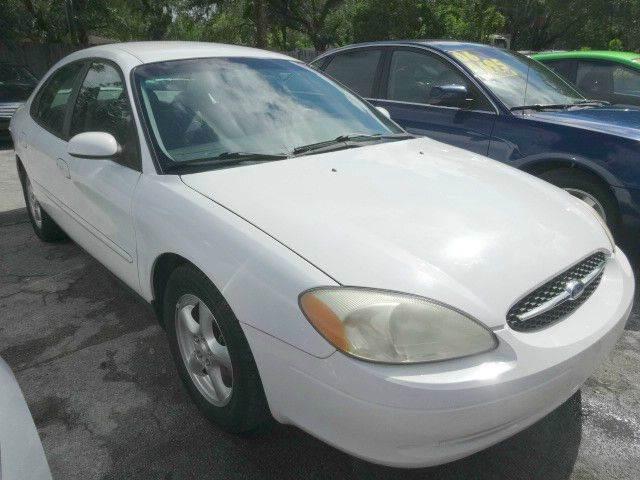 2002 Ford Taurus SES 4dr Sedan - Largo FL