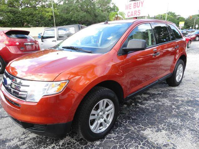 2007 Ford Edge SE 4dr Crossover - Largo FL