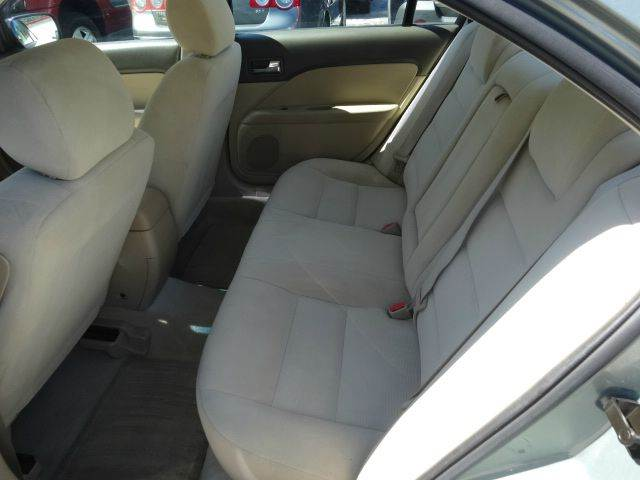 2008 Ford Fusion I4 S 4dr Sedan - Largo FL