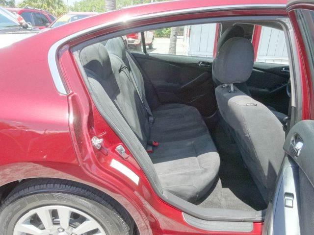 2012 Nissan Altima 2.5 S 4dr Sedan - Largo FL