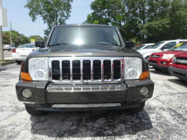 2006 Jeep Commander Limited 4dr SUV - Largo FL
