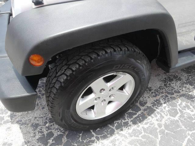 2011 Jeep Wrangler 4x4 Sport 2dr SUV - Largo FL