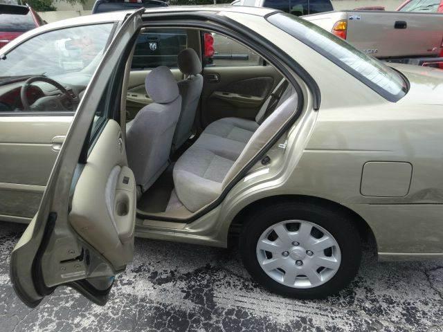 2000 Nissan Sentra GXE 4dr Sedan - Largo FL