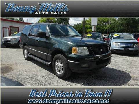 2003 Ford Expedition for sale in Largo, FL